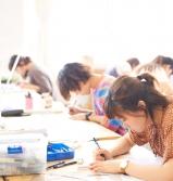 デザイン棟環境デザイン実習室