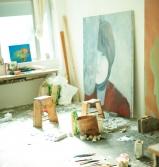 油画実習室