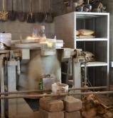 彫刻棟鍛造テラコッタ